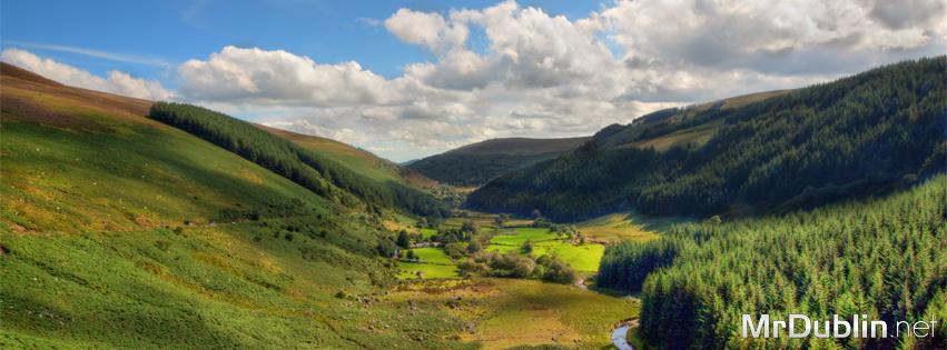 Glendalogh Landscape